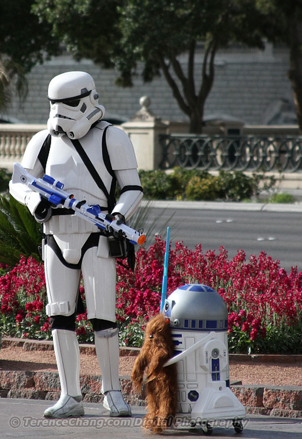 Star War Street Patrol