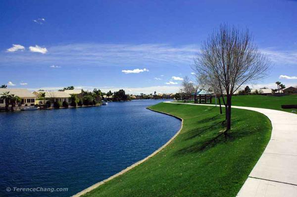 Home Town Lake