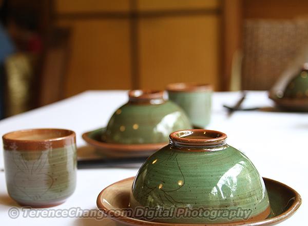 Tea Cups & Rice Bowls
