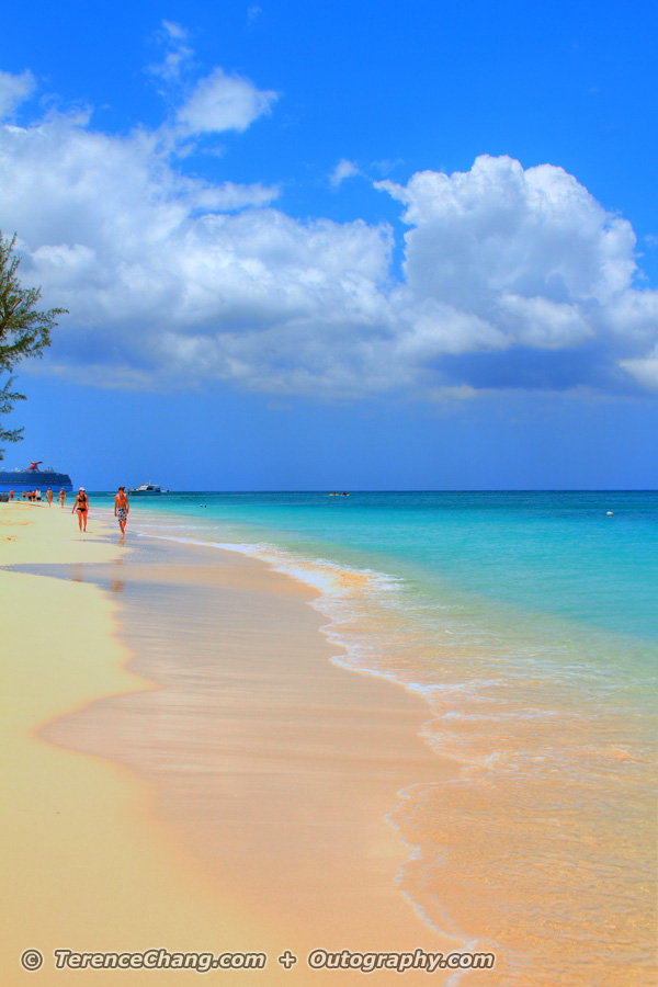 Cayman Beach - HDR