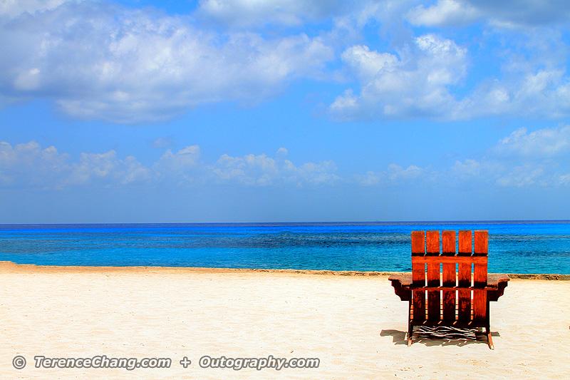 Heaven at the Cozume Beach