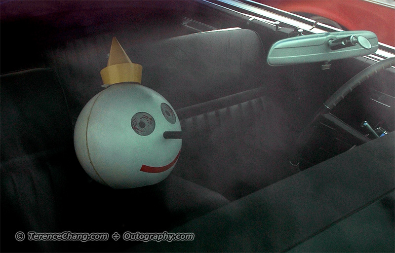 Jack In The Car