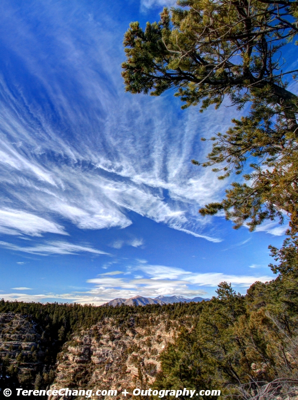 HDR Walnut Canyon