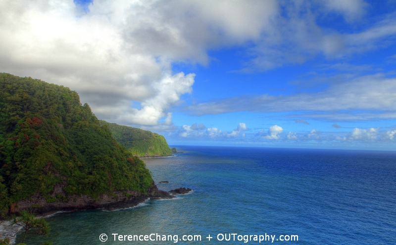 Road To Hana In Maui