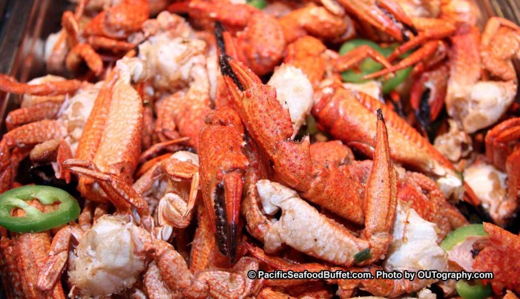 Crabs - Pacific Seafood Buffet Chandler AZ