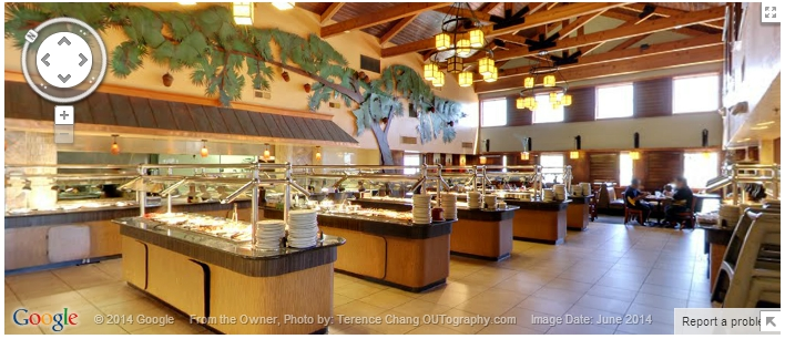 Pacific Seafood Buffet Glendale Virtual Tour