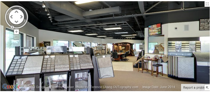 Planet Recycling Phoenix Flooring Showroom Virtual Tour
