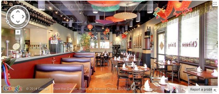 Dragon Wok Fine Chinese Restaurant Virtual Tour