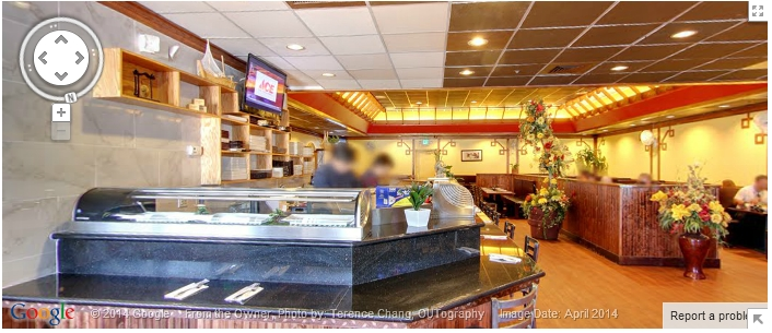 Pacific Gardens Restaurant Virtual Tour