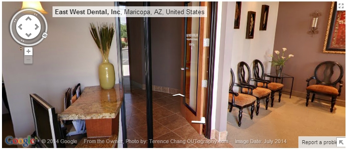 East West Dental Maricopa Virtual Tour
