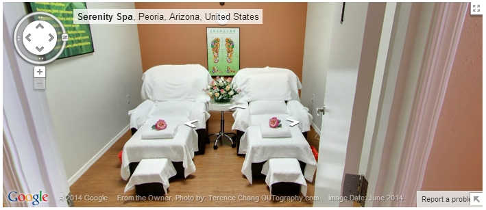 Serenity Spa Peoria AZ Virtual Tour