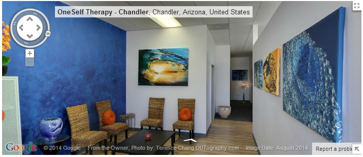 OneSelf Massage Therapy Chandler Virtual Tour