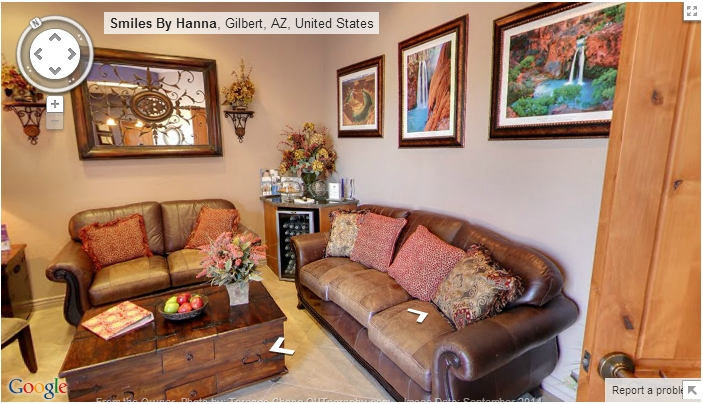Smiles By Hanna Dental Office Virtual Tour