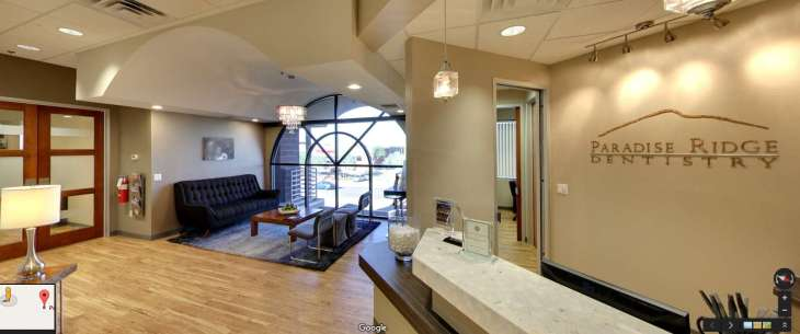 Paradise Ridge Dentistry Virtual Tour in Phoenix