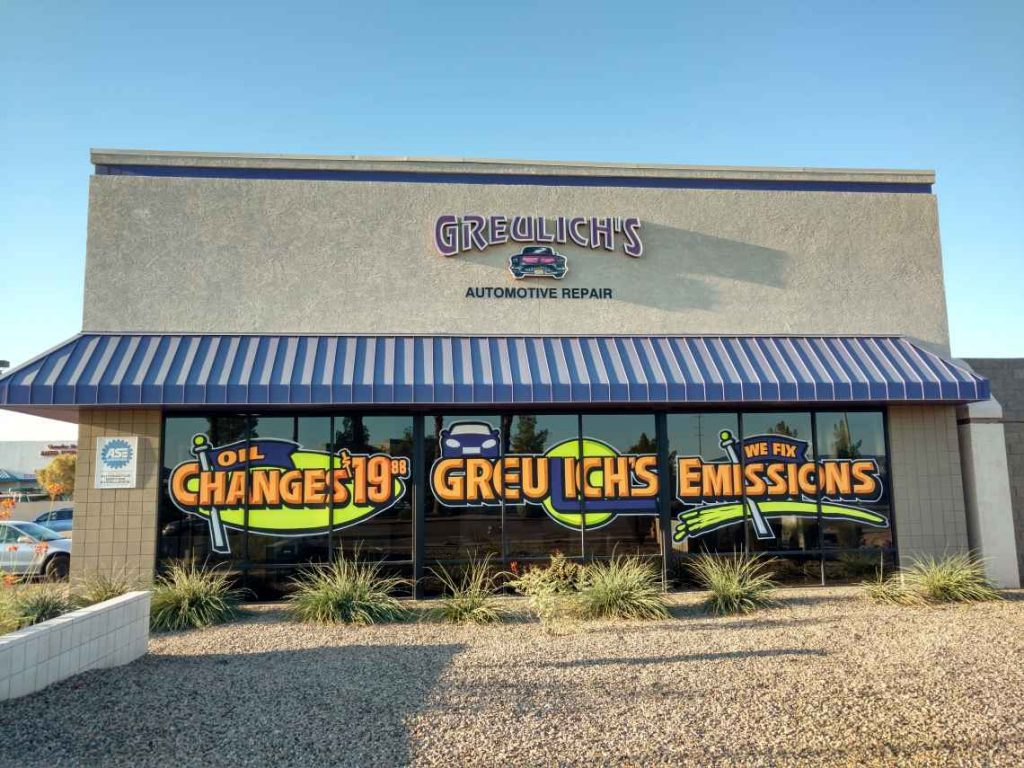 Greulich's Automotive Repair Chandler Virtual Tour