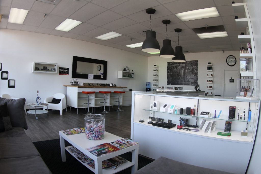 Smoking Vapor Chandler Store Virtual Tour
